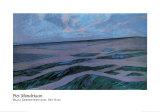 Duinlandschap Reproduction d'art par Piet Mondrian