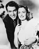 James Stewart & Donna Reed