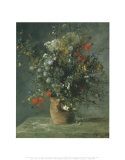 Flowers in a Vase c1866