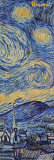 Starry Night  c1889 (detail)