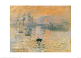Impression Sunrise  1872
