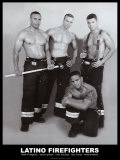 Latino Firefighters