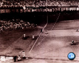 Bobby Thomson - 1951 Home Run (Dotted Line) - &#169;Photofile