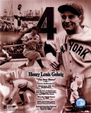 Lou Gehrig - Legends of the Game Composite - &#169;Photofile