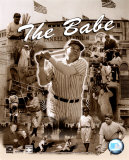 Babe Ruth - Legends Of The Game Composite - &#169;Photofile