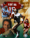 Joe Montana - Legends of the Game Composite - &#169;Photofile