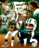Joe Namath - Legends Of The Game Composite - ©Photofile