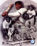 Jackie Robinson Legends Composite - ©Photofile