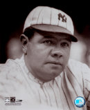 Babe Ruth - classic portrait - ©Photofile