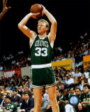 Larry Bird - &#169;Photofile