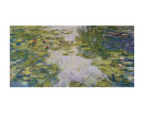 Water Lilies  c 1917-19