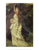 Ophelia and He Will Not Come Again  1863-64