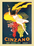 Cinzano, 1920 Reproduction d'art par Leonetto Cappiello