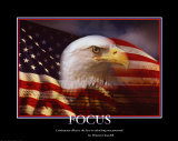 Patriotic Focus