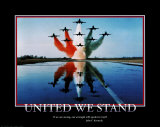 Patriotic United We Stand