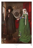 Portrait of Giovanni Arnolfini and his Wife  c1434