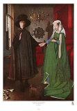 Portrait of Giovanni Arnolfini and his Wife  c1434