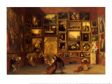 Gallery of the Louvre  1831-33
