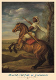 Moorish Chieftain on Horseback