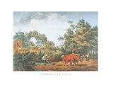 American Farm Scenes