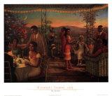 Summer's Evening  1925