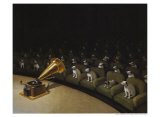 His Master&#39;s Voice