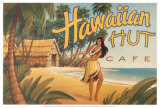 Hawaiian Hut Cafe