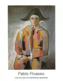 Harlequin with Folded Hands  c1923