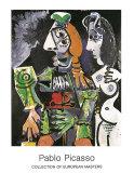 Matador E Femme Nue,1970 Reproduction d'art par Pablo Picasso