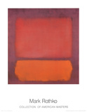 Sans titre, 1962 Reproduction d'art par Mark Rothko