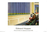 First Row Orchestra, 1951 Reproduction d'art par Edward Hopper