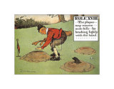 Rules of Golf  Rule XVIII