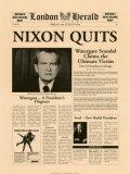 Nixon Quits