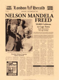 Nelson Mandela Freed