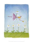 Vœux de bonheur III Reproduction d'art par Emma Thomson