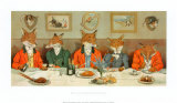 Mr Fox's Hunt Breakfast