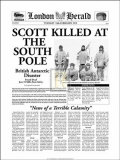 Scott Killed at the South Pole