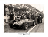 British Grand Prix at Silverstone  1956