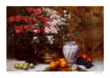 Still Life with Azaleas