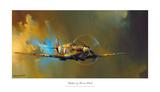 Spitfire Reproduction d'art par Barrie Clark