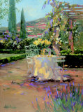 Tuscan Garden I