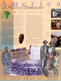America:A Nation of Immigrants - West Africa - Slavery