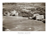 Waikiki Beach  Hawaii July 22  1930