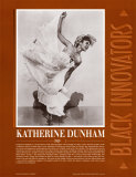 Great Black Innovators - Katherine Dunham