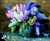 Delphiniums