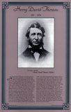 American Authors of the 19th Century - Henry David Thoreau