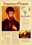 Great Explorers - Francisco Pizarro