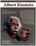 Heroes of the 20th Century - Albert Einstein