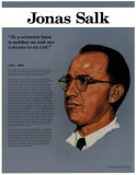 Heroes of the 20th Century - Jonas Salk
