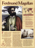 Great Explorers - Ferdinand Magellan